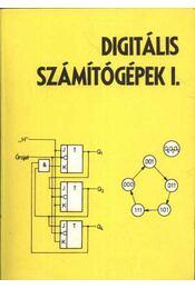 Digitális számítógépek I-II. kötet - Fodor Tamás, Nagy Imre - Régikönyvek