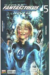 Fantasztikus Négyes 5. 2006. február - Régikönyvek