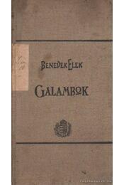 Galambok - Benedek Elek - Régikönyvek