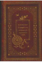 Evangéliomi szakaszok magyarázata - ifj. Gebé Andor - Régikönyvek