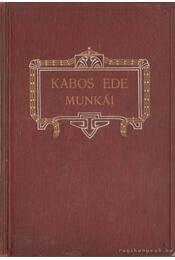 A verebek - Kabos Ede - Régikönyvek