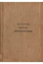 A bizófalvi harang szava - Lőrinczy György - Régikönyvek