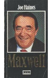 Maxvell - Haines, Joe - Régikönyvek