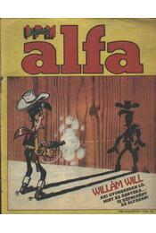 Alfa 1983. augusztus - Régikönyvek