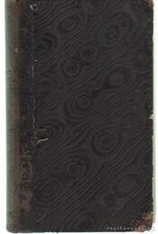 Közhasznu esmeretek tára III. kötet; Canopus. - Delphi. - Régikönyvek