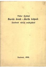 Borús évek - derűs képek - Vidor Győző - Régikönyvek
