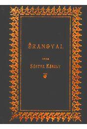 Őrangyal - Sántha Károly - Régikönyvek
