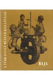 A Türr István Múzeum kiállításai - Baja - Solymos Ede, Farkas Henrik, Kőhegyi Mihály, Lükő Gábor - Régikönyvek