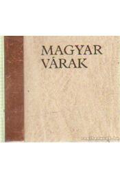 Magyar várak (mini) - Gyarmathy László - Régikönyvek