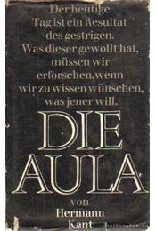 Die Aula - Kant, Hermann - Régikönyvek