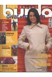 Burda 2001/9.sz - Régikönyvek