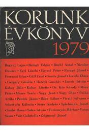 Korunk Évkönyv 1979. - Régikönyvek