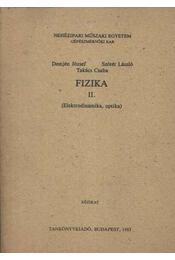 Fizika II. - Régikönyvek