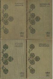 Rákosi Viktor Munkái 1-20. kötet (teljes) - Rákosi Viktor - Régikönyvek