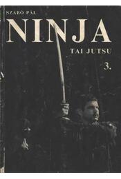 Ninja - Szabó Pál - Régikönyvek
