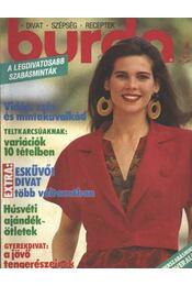 Burda 1990/4. április - Régikönyvek