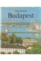 Budapest - Varga Domokos - Régikönyvek