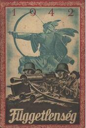 Függetlenség Évkönyve 1942 - Régikönyvek