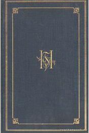 Herczeg Ferenc munkái gyűjteményes díszkiadás 1-40. kötet (teljes) - Herczeg Ferenc - Régikönyvek