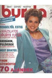 Burda 1990/11. - Régikönyvek