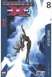 Újvilág X-MEN 8. 2006. május - Régikönyvek