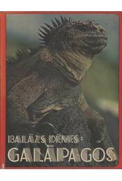Galápagos - Balázs Dénes - Régikönyvek