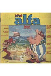 Alfa 1984. december - Ivanics István - Régikönyvek