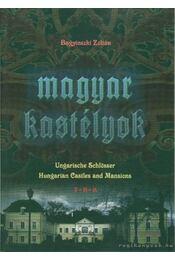 Magyar kastélyok - Bagyinszki Zoltán - Régikönyvek