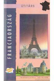 Franciaország - Baja Sándor - Régikönyvek