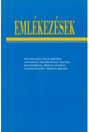 Emlékezések - Bakó Ágnes, Szabó Éva, Verő Gábor (szerk) - Régikönyvek