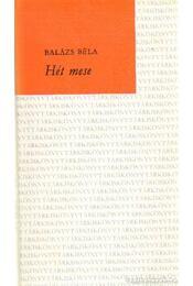 Hét mese - Balázs Béla - Régikönyvek