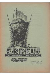 Erdély - Honismertető folyóirat 1944. március XLI. évf. 3. szám (369.) - Balogh Ernő - Régikönyvek