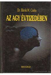 Az agy évtizedében - Bánki M. Csaba - Régikönyvek