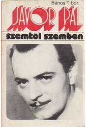 Jávor Pál - Bános Tibor - Régikönyvek