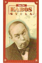 Kabos Gyula - Bános Tibor - Régikönyvek