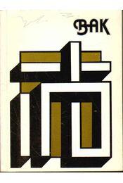 Bak - Bánszky Pál - Régikönyvek