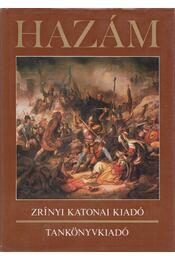 Hazám - Baranyi Ferenc, Bona Gábor, Garai Gábor, Juhász Ferenc - Régikönyvek