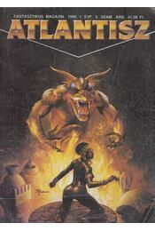 Atlantisz 1990. I. évf. 2. szám - Baranyi Gyula - Régikönyvek