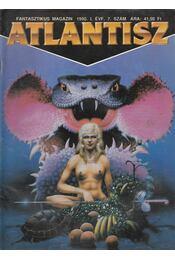 Atlantisz 1990. I. évf. 7. szám - Baranyi Gyula - Régikönyvek