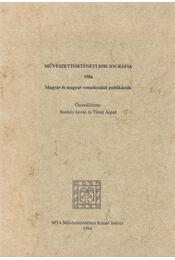 Magyar és magyar vonatkozású publikációk - Bardoly István, Tímár Árpád - Régikönyvek