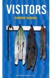 Visitors - Barney Norris - Régikönyvek