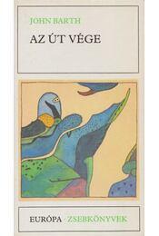 Az út vége - Barth, John - Régikönyvek