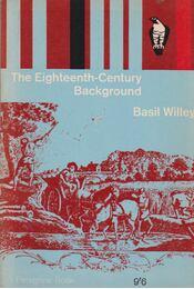 Eighteenth Century Background - Basil Willey - Régikönyvek