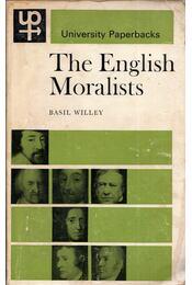The English Moralists - Basil Willey - Régikönyvek