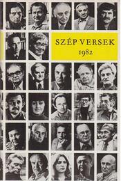 Szép versek 1982 - Bata Imre - Régikönyvek