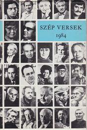 Szép versek 1984 - Bata Imre - Régikönyvek