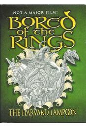 Bored of the Rings - The Harvard Lampoon - Beard, Henry N. - Régikönyvek