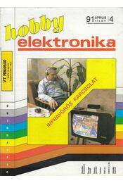 Hobby Elektronika 1991/4. április - Békei Ferenc - Régikönyvek