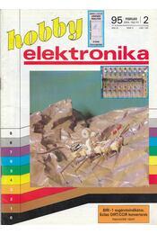 Hobby Elektronika 1995/2 február - Békei Ferenc - Régikönyvek