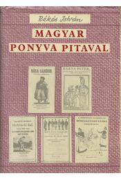 Magyar Ponyva Pitaval - Békés István - Régikönyvek